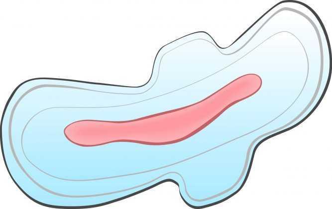 Вот как цвет менструальной крови может помочь обнаружить заболевание