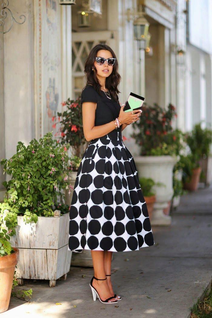 Будь в тренде: 23 стильных варианта самых модных юбок весны