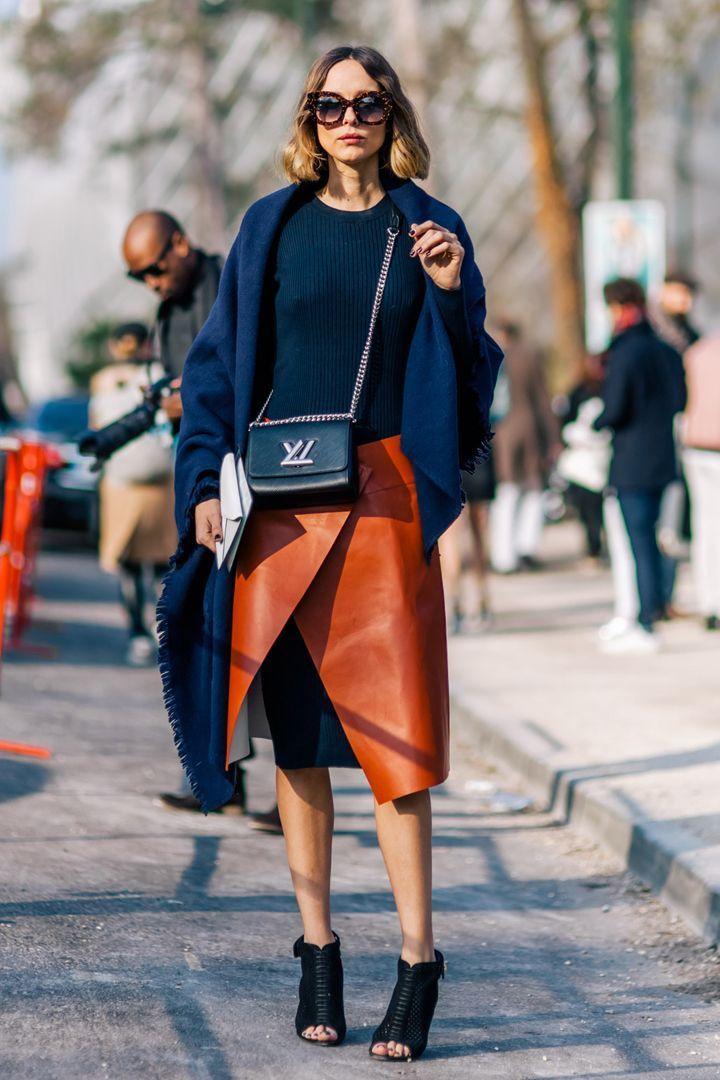 Будь в тренде  23 стильных варианта самых модных юбок весны ff19be05c6a