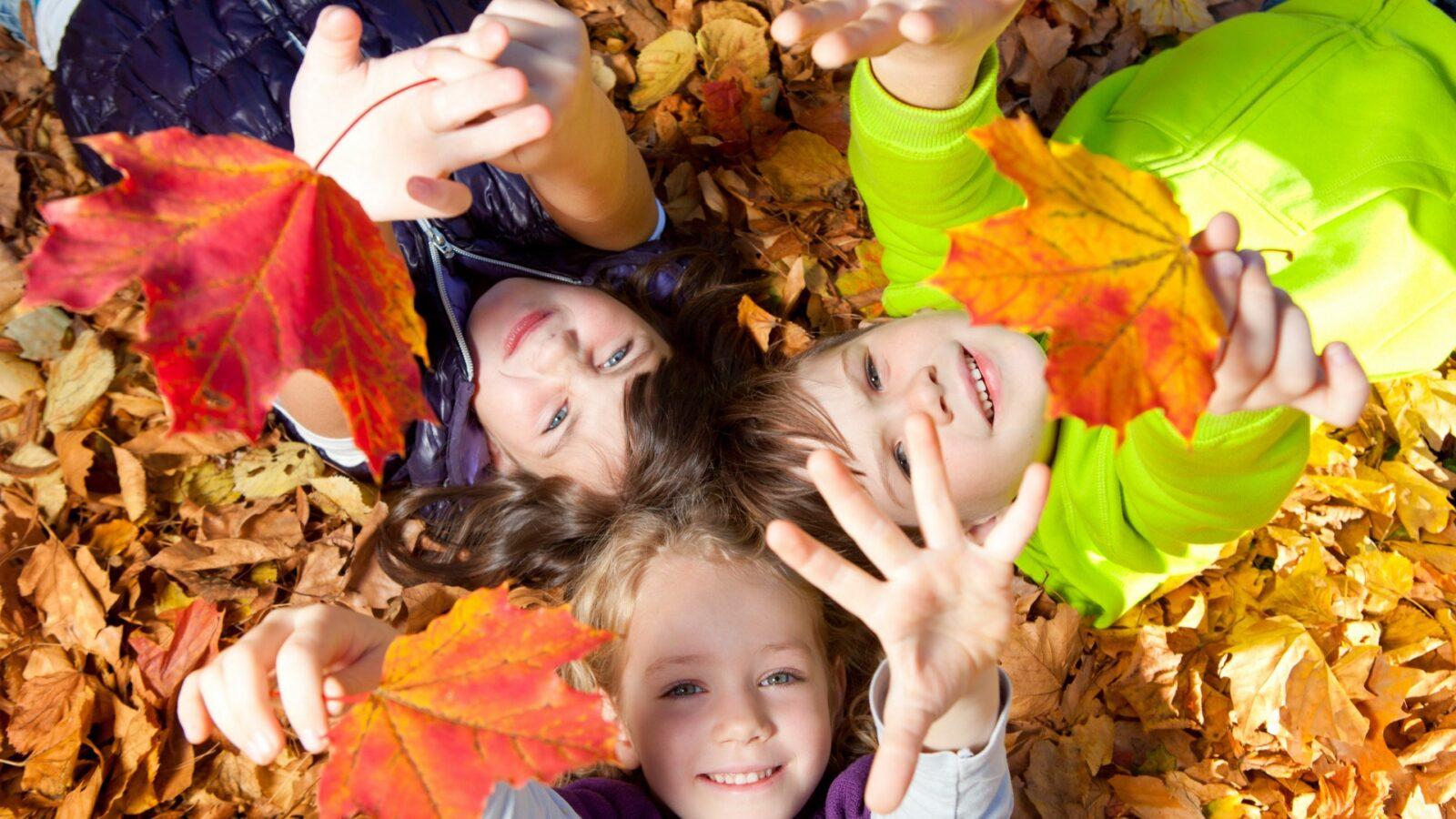 75 способов оставить счастливые воспоминания о детстве вашему ребёнку