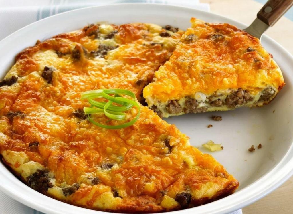 Как приготовить запеканку с картошкой и фаршем и грибами