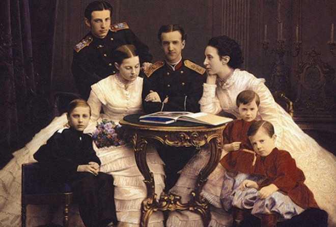Малоизвестная история из жизни династии Романовых