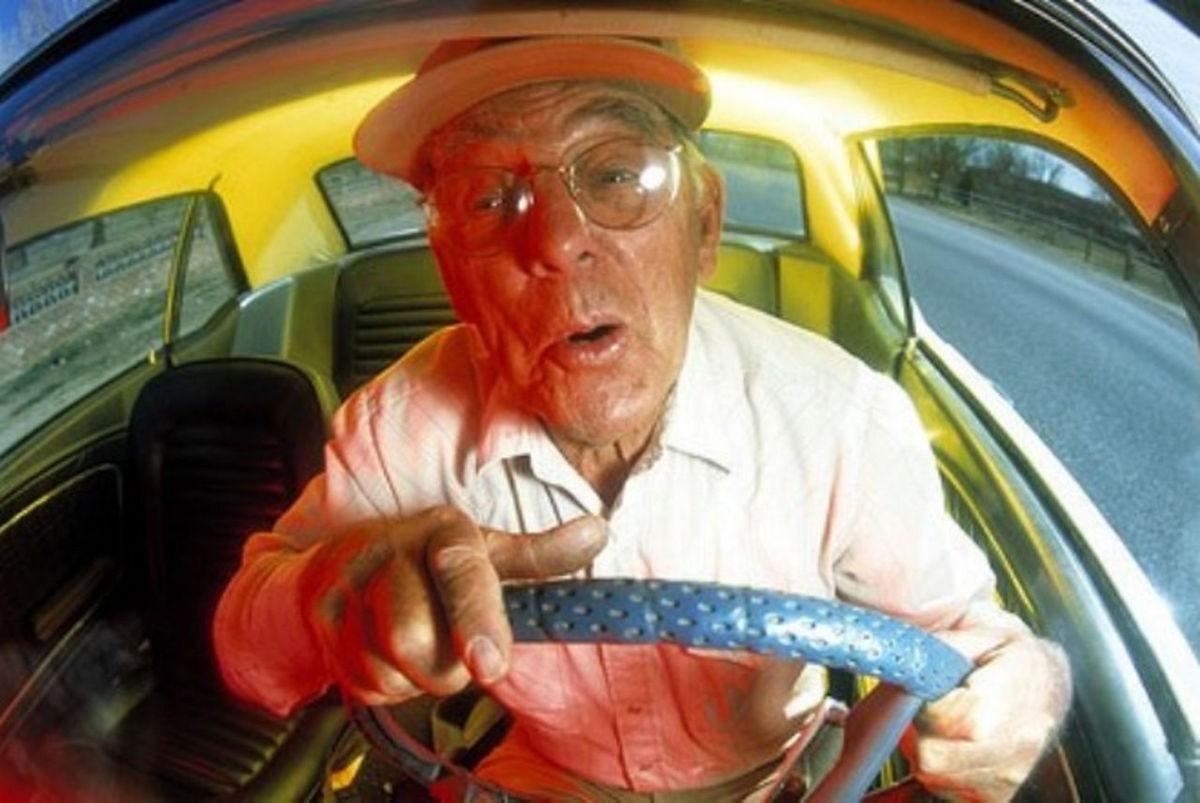 История про очень заботливого таксиста, который меня изумил