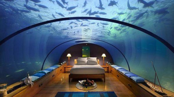Ночь в этом отеле стоит 15 тысяч долларов. Причина вот в чем...