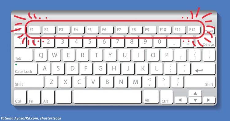 Зачем нужны клавиши F1 - F12 : полезная шпаргалка