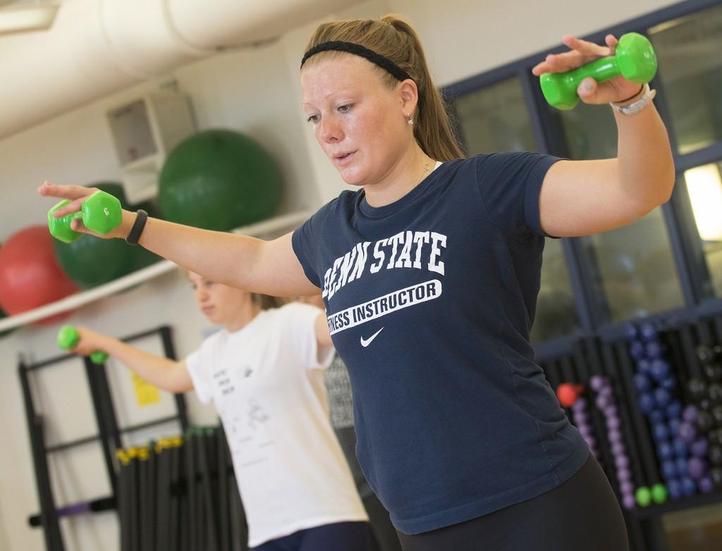 Как выглядят фитнес - инструкторы и в чем их проблема?