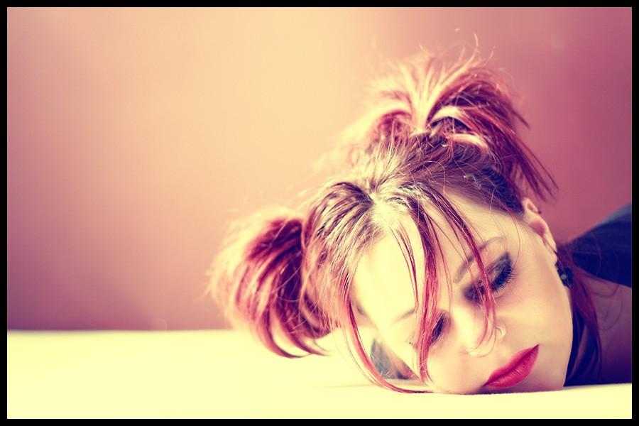 О том, как усталая мама пыталась лечь спать