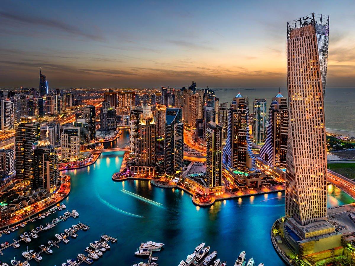 Восхитительная подборка из 25 кадров о городах мира, разбитых на воде