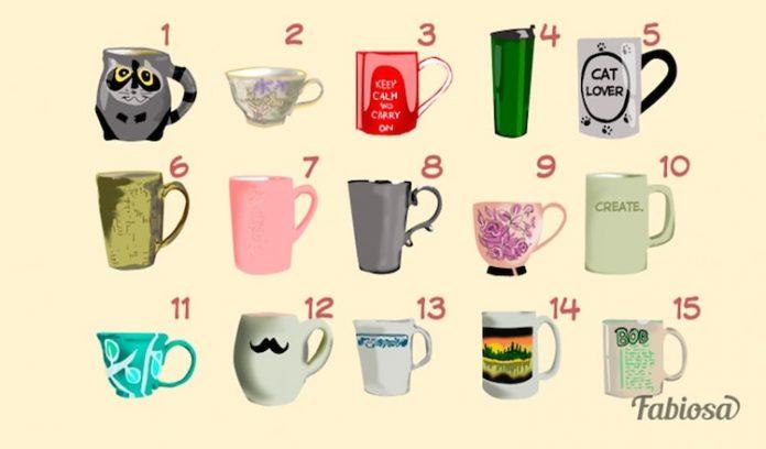 Быстрый тест: выбери чашку и узнай всё о своём характере
