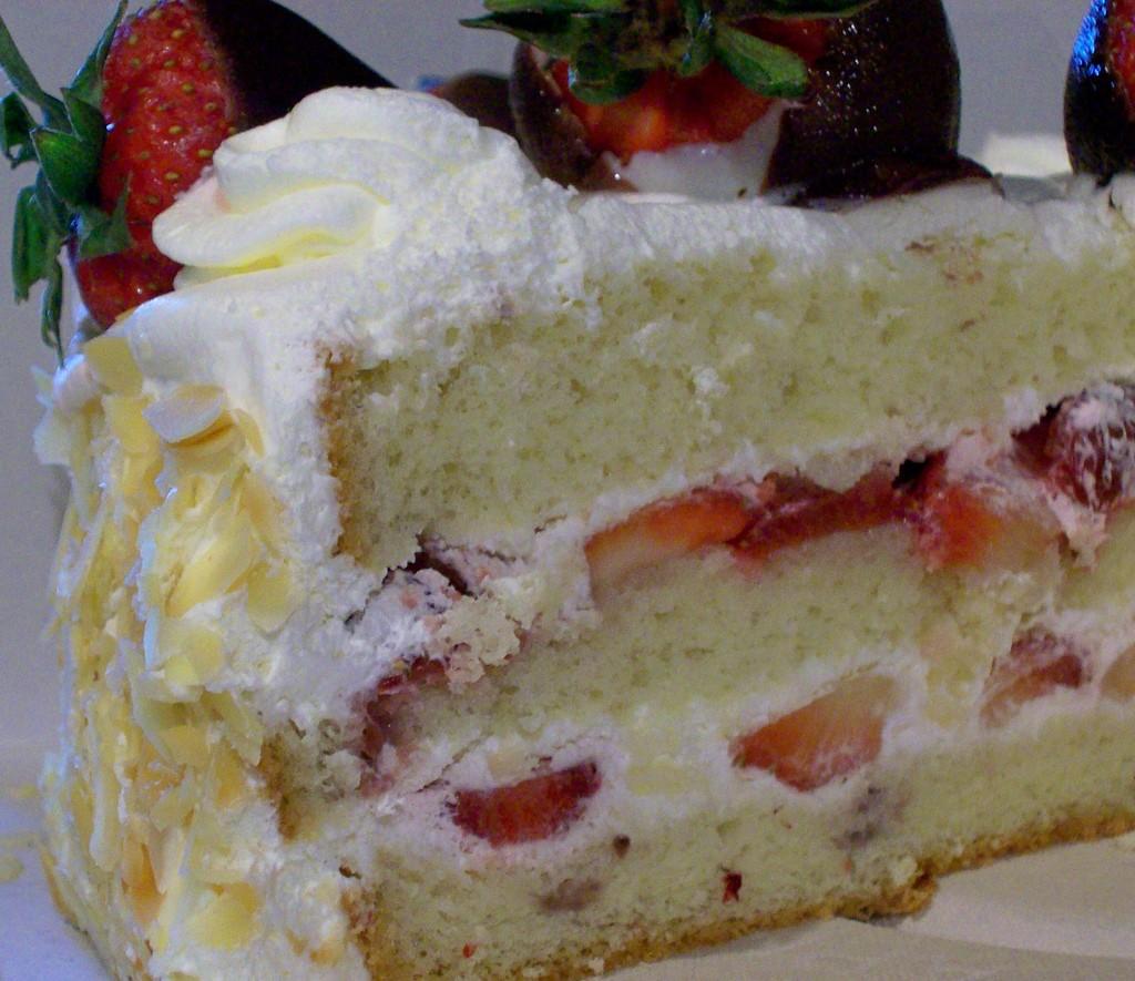 Самый вкусный пирог с кремовой начинкой