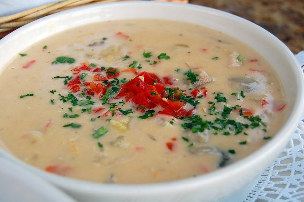 10 рецептов самых потрясающих супов