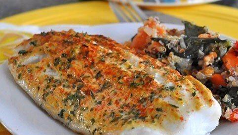 5 супер - рецептов рыбных блюд
