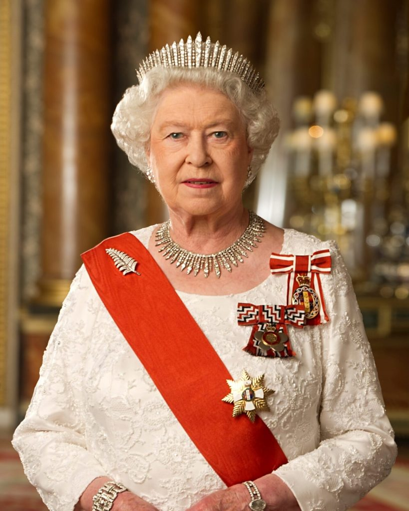 Королева Великобритании Елизавета II уйдет на пенсию