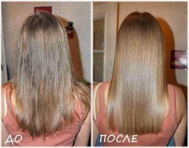 Как сделать дома ламинирование волос