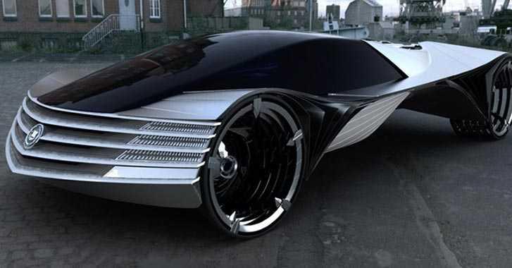 Изобрели автомобиль, который надо заправлять раз в сто лет!