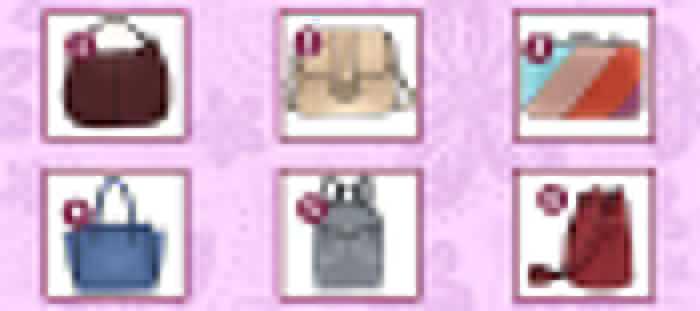 Мгновенный тест: выбери сумочку и мы расскажем кое-что о твоем характере!