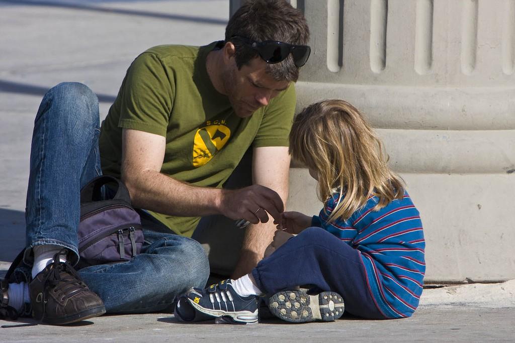 Как не утратить контакт с собственным ребенком