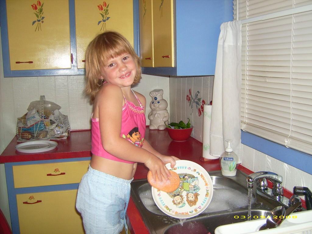 Как я научила своего ребенка наводить порядок
