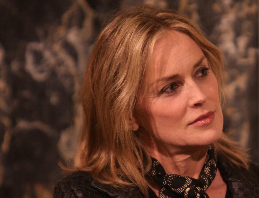 Мудрые слова Шерон Стоун о возрасте и внешности