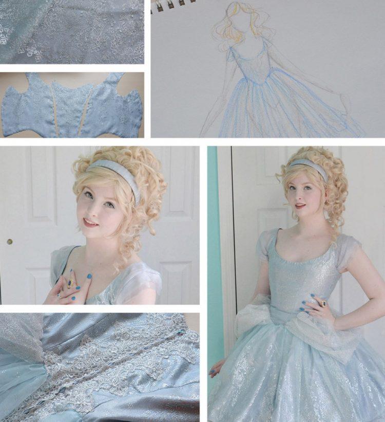 Эта девушка создает потрясающие наряды!