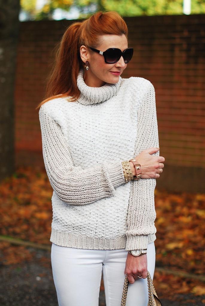 Осенне-зимний гардероб для женщин за 40