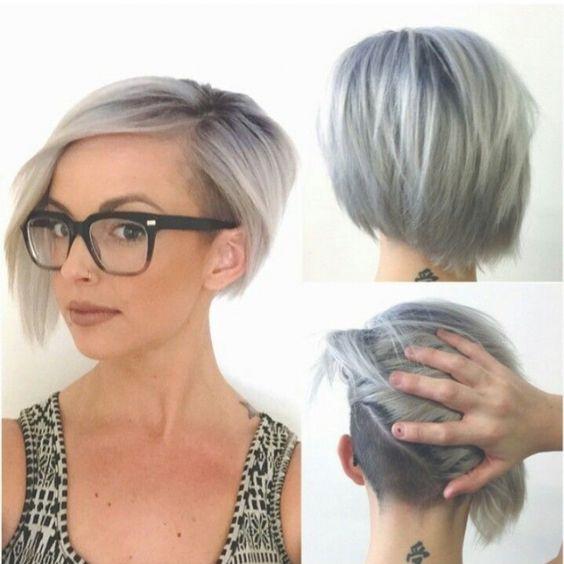 Стрижки на тонкие волосы тенденции на 2018