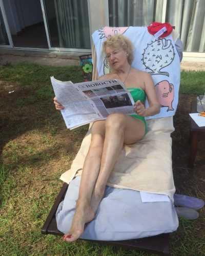 Джейн Фонда позавидует: 81-летняя Светлана Дружинина показала стройную фигуру в купальнике