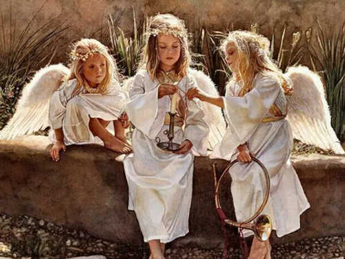 Самый сильный оберег от проблем и неприятностей - молитва «Три ангела»
