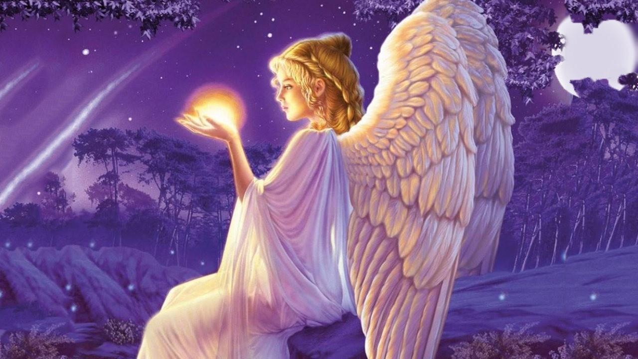 Что Вас ожидает в ближайшем будущем, выберите ангела и выясните