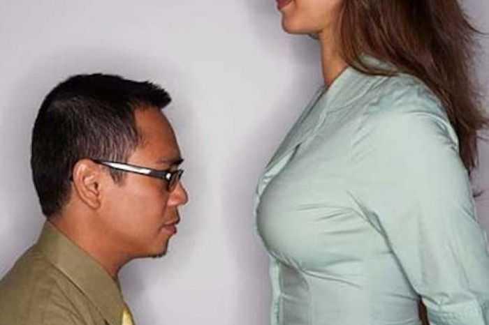 Женские тела глазами мужчины