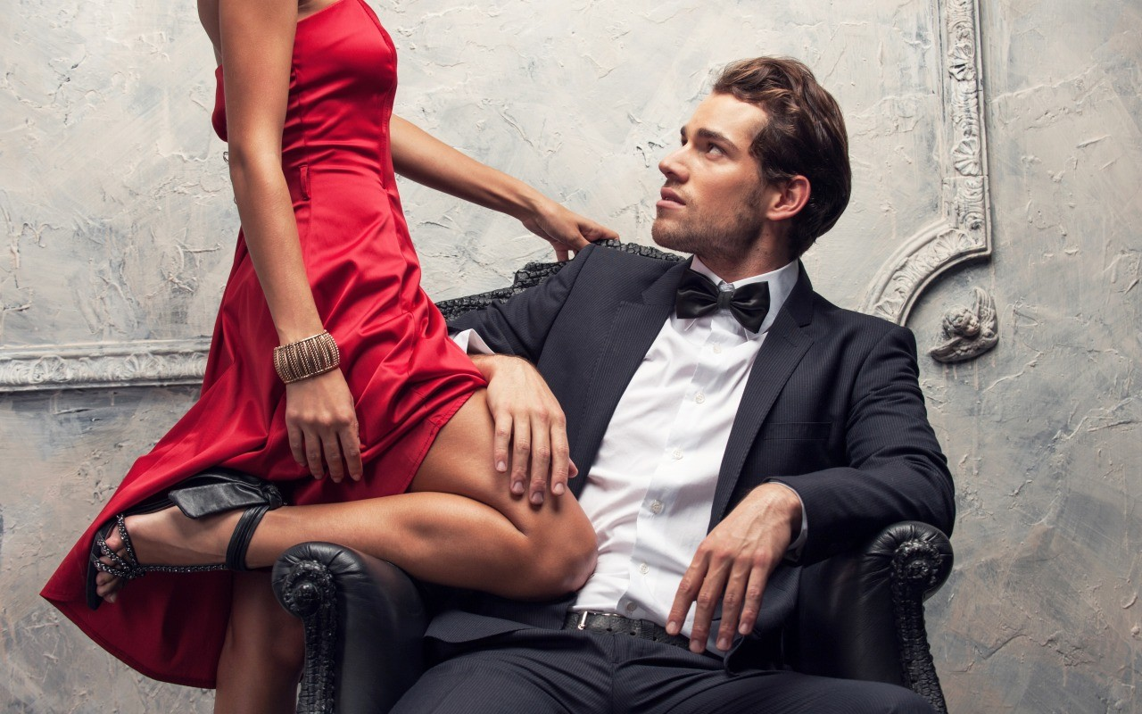 Стань для него настоящей фурией: гид по мужским зонам