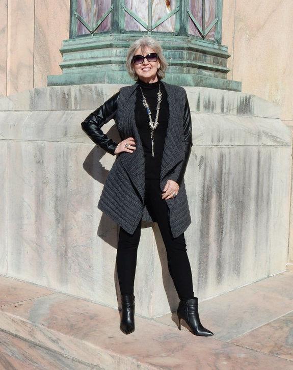 Как одеваться после 40 лет и быть роскошной, 15 модных правил