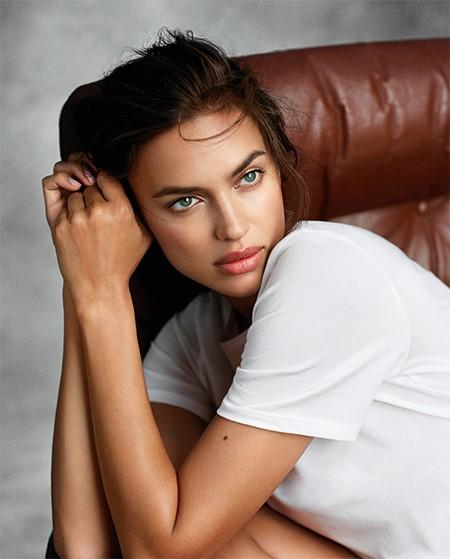Ирина Шейк: «Привлекательность — это внутренняя гармония»