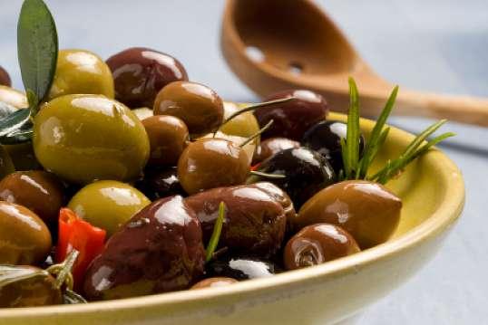 Факты о пользе оливок