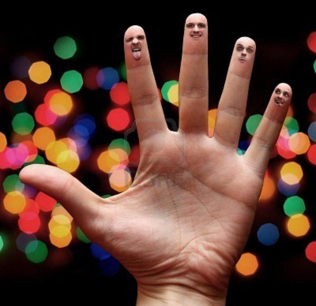 Что форма руки может рассказать о вашем характере