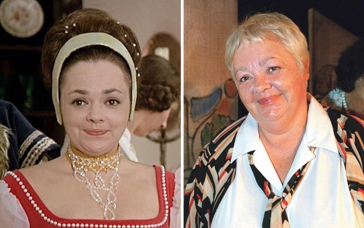 """Как выглядят сейчас актеры всеми любимой сказки """"Три орешка для Золушки"""": спустя 45 лет"""