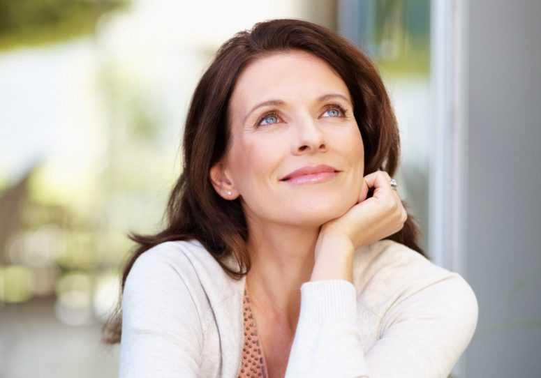 Почему мужчины восхищаются женщинами за сорок