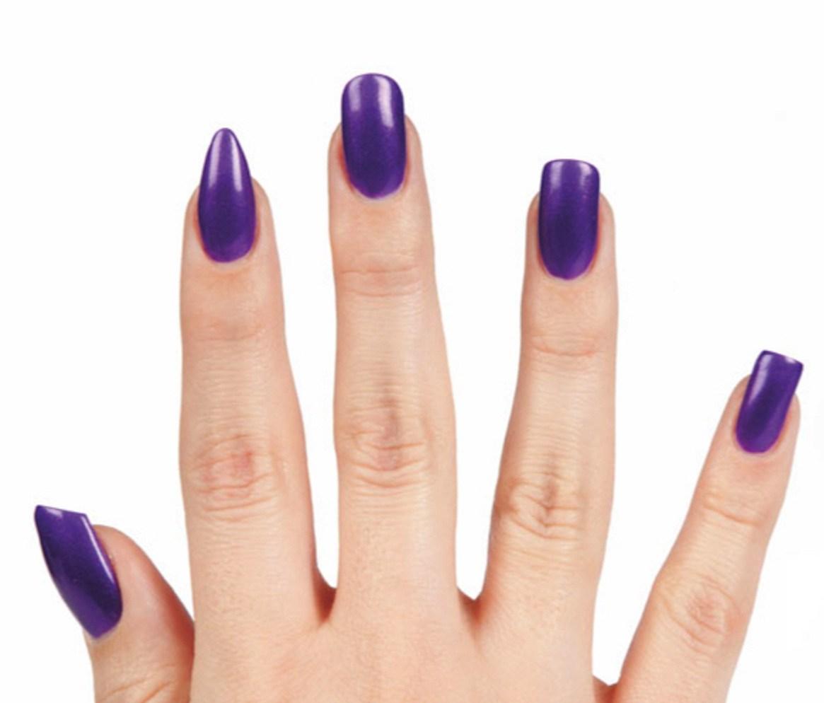 Формы ногтей при маникюре