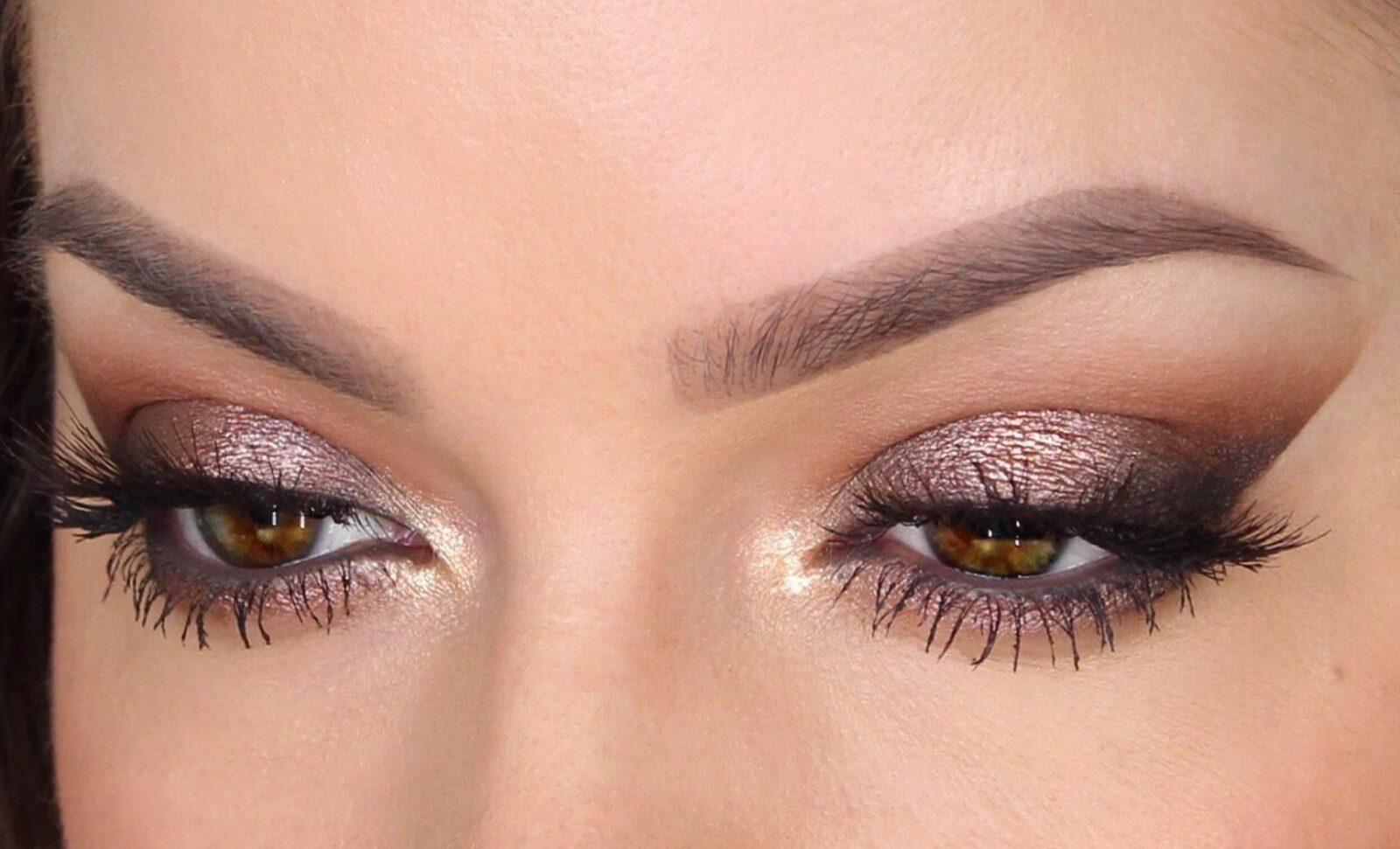 Идеи для макияжа девушек с карими глазами
