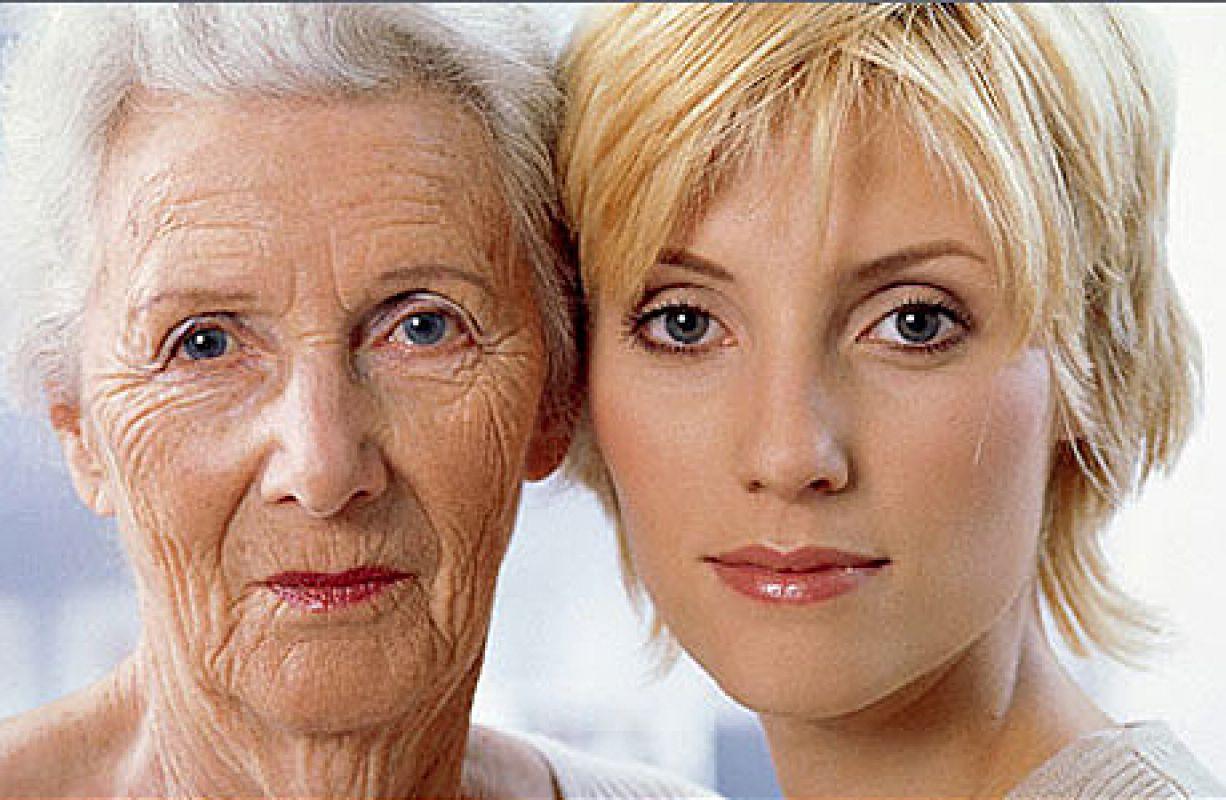 Замедлители старости