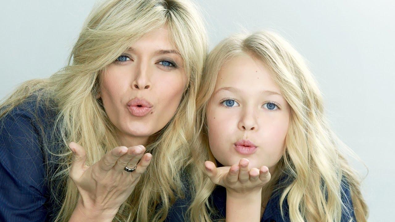 Звездные мамы, которые выглядят ровесницами своих детей