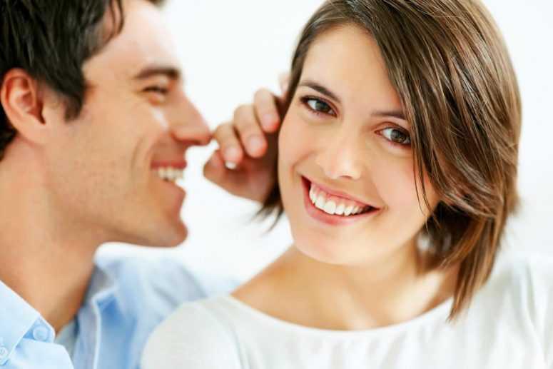 На безобидные выражения чувств реакция мужей