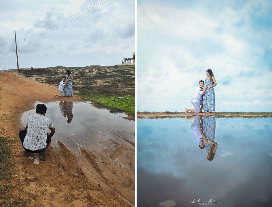 Как на самом деле делают профессиональные фото, показал фотограф