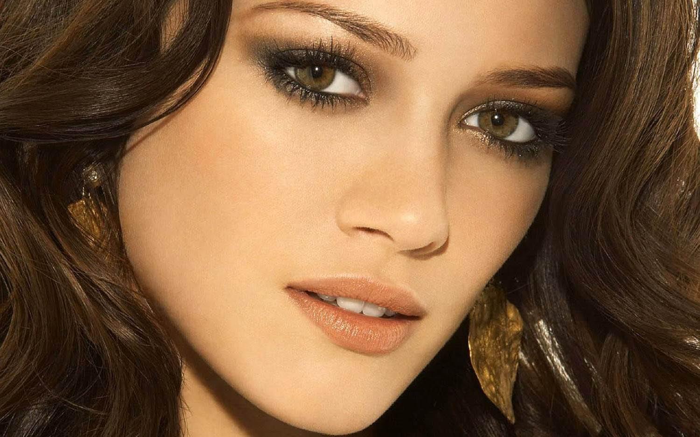 Макияж для зеленых глаз - фото и видео. Как сделать макияж 52