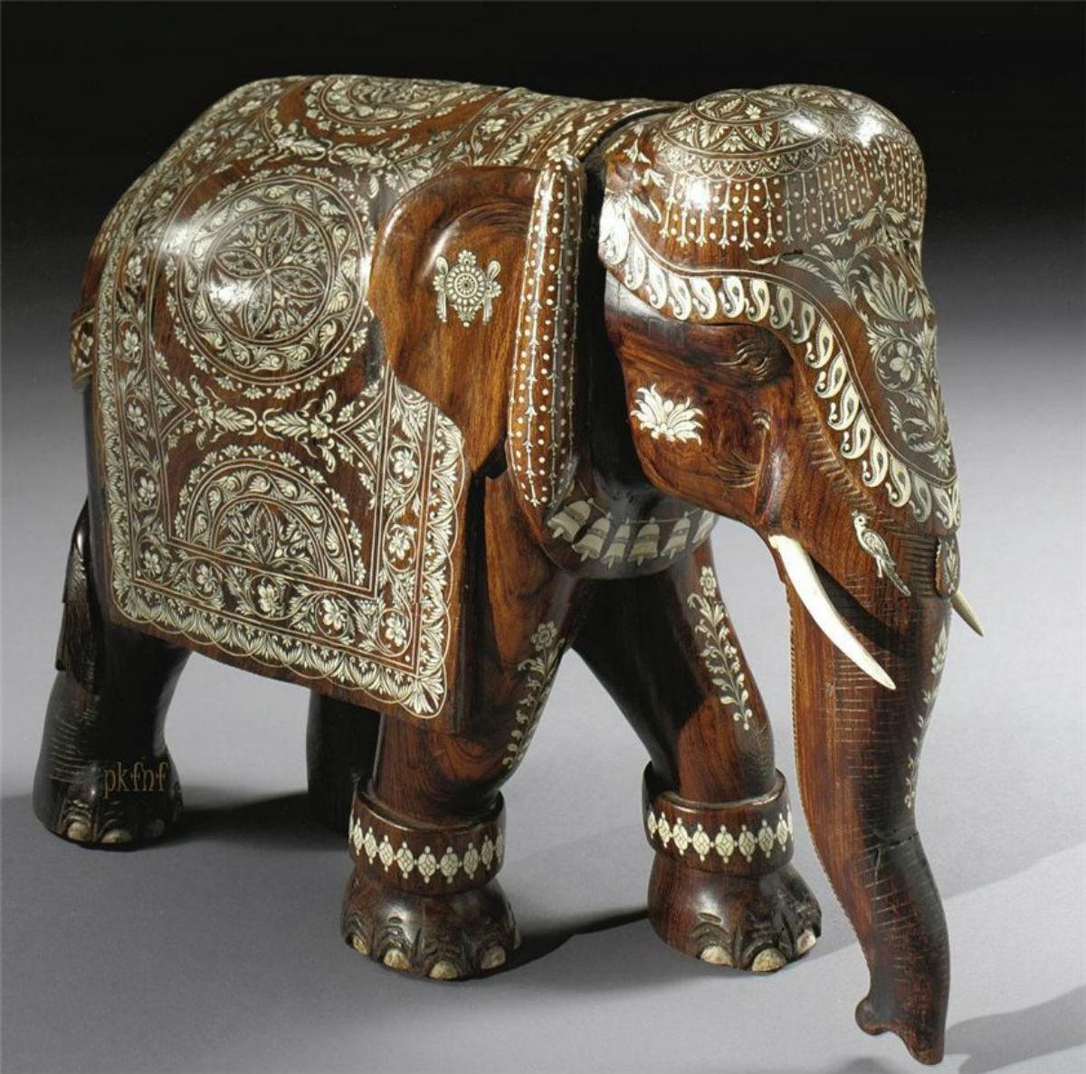 Забирайте слоника на удачу!