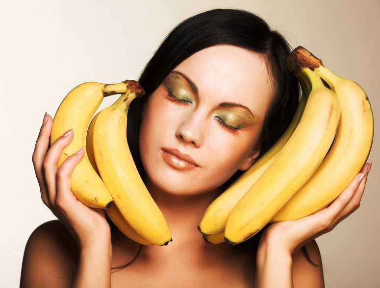 Лучшие и проверенные рецепты: банан избавит вас от морщин