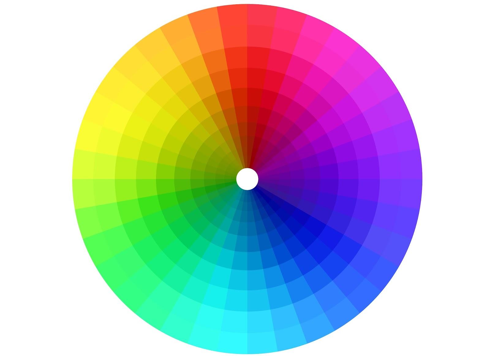 Психология цветового восприятия