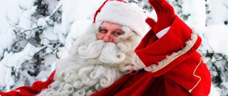 Уникальный тест! Найдите овечку среди Дедов Морозов и получите подарочек