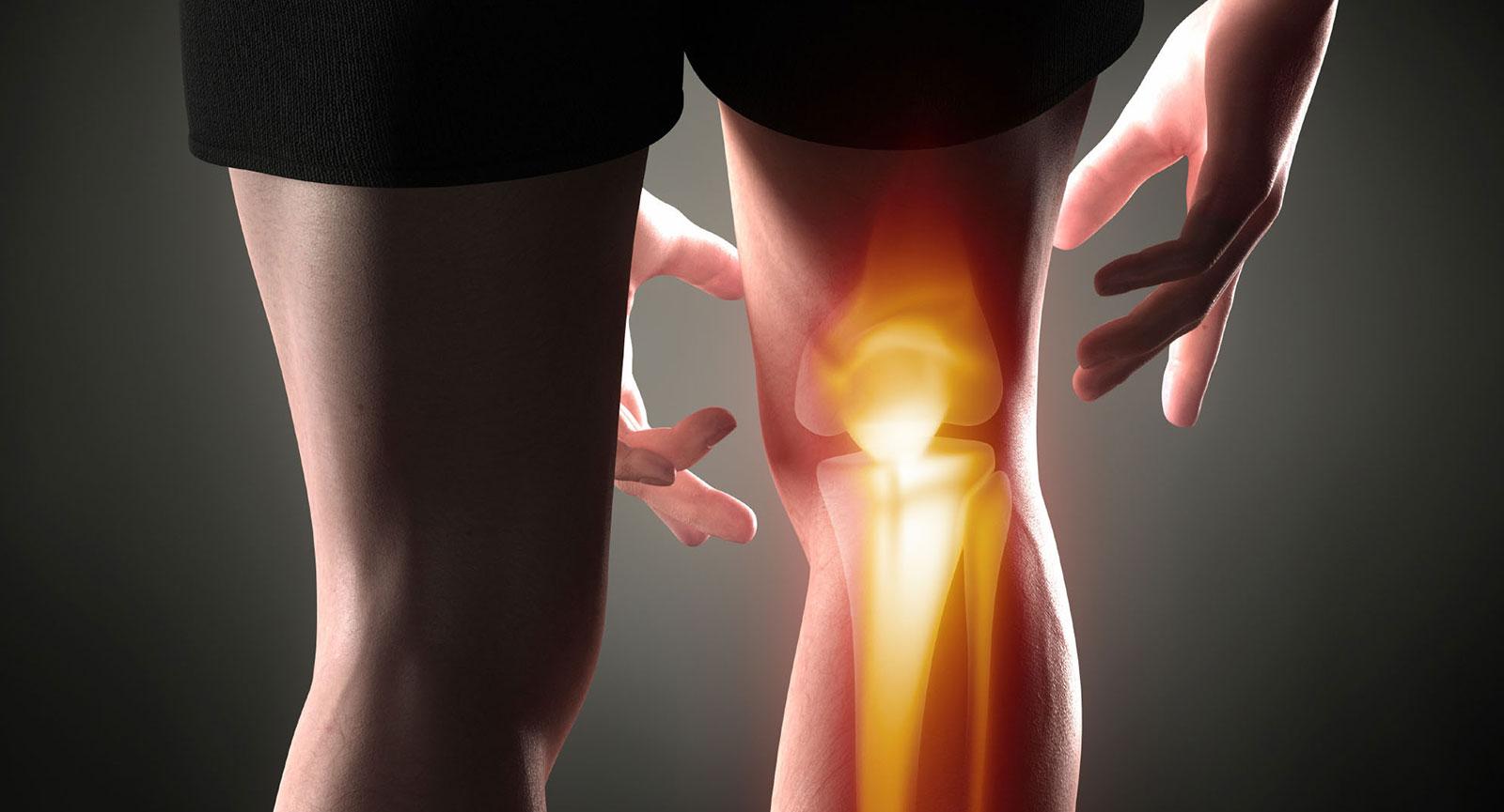 Люди сходят с ума от этого рецепта! Он исцеляет колено, кость и боль в суставах