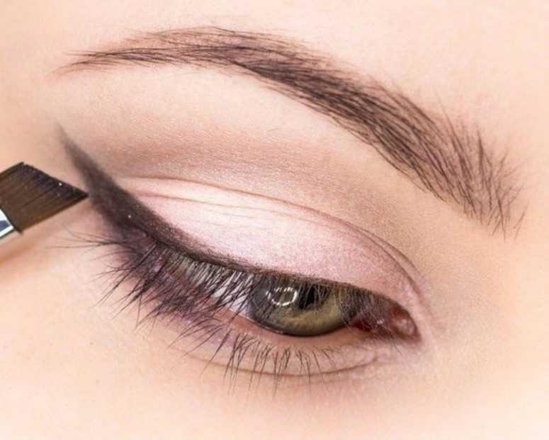 Простой мастер-класс в картинках! Научитесь быстро делать красивый макияж